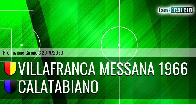 Villafranca Messana 1966 - Calatabiano