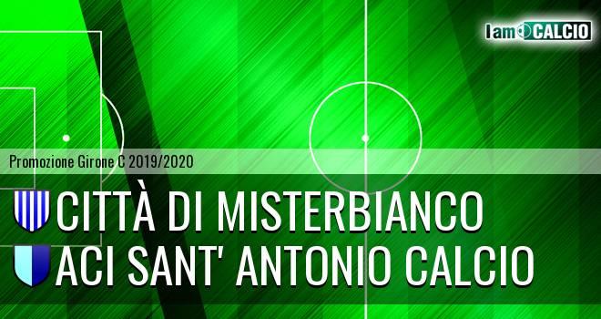 Città di Misterbianco - Aci Sant' Antonio Calcio