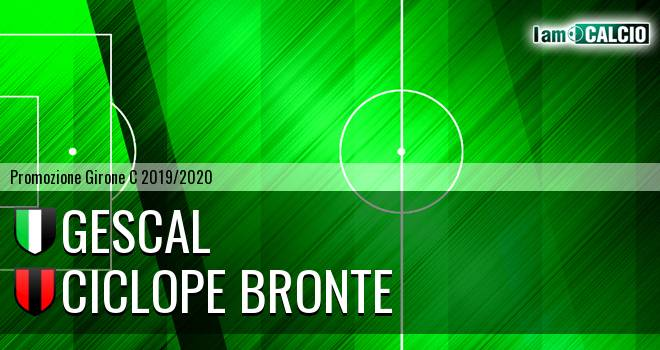 Gescal - Ciclope Bronte