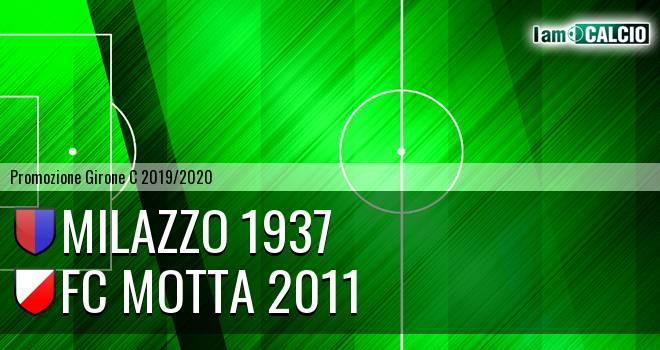 Milazzo 1937 - FC Motta 2011