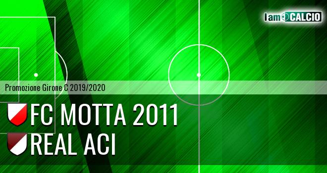 FC Motta 2011 - Real Aci