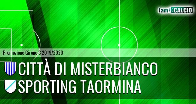 Città di Misterbianco - Sporting Taormina