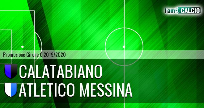 Calatabiano - Atletico Messina