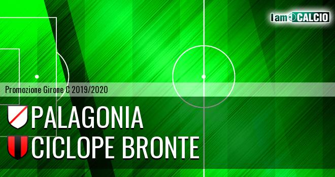 Palagonia - Ciclope Bronte