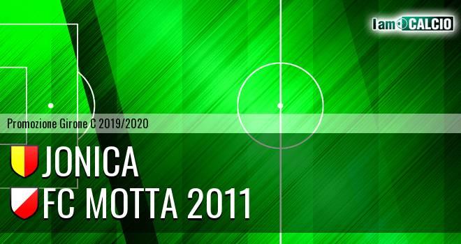 Jonica - FC Motta 2011