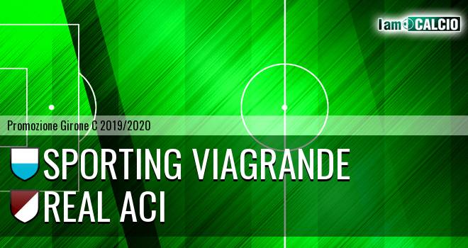 Sporting Viagrande - Real Aci