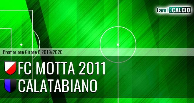 FC Motta 2011 - Calatabiano