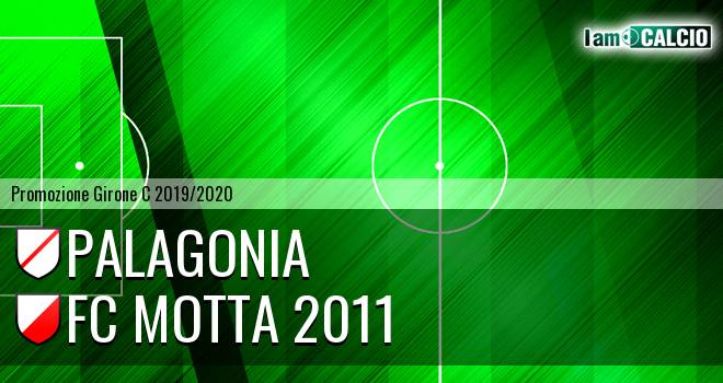 Palagonia - FC Motta 2011