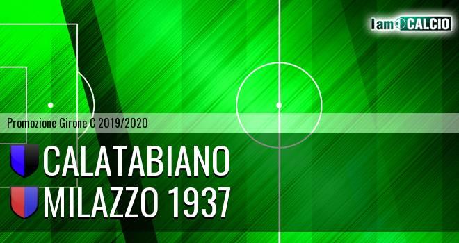 Calatabiano - Milazzo 1937
