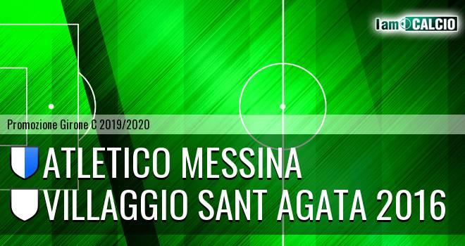 Atletico Messina - Villaggio Sant Agata 2016