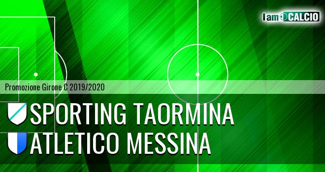 Sporting Taormina - Atletico Messina
