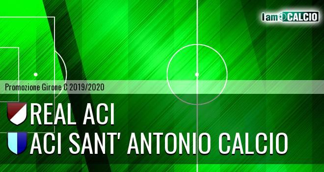 Real Aci - Aci Sant' Antonio Calcio