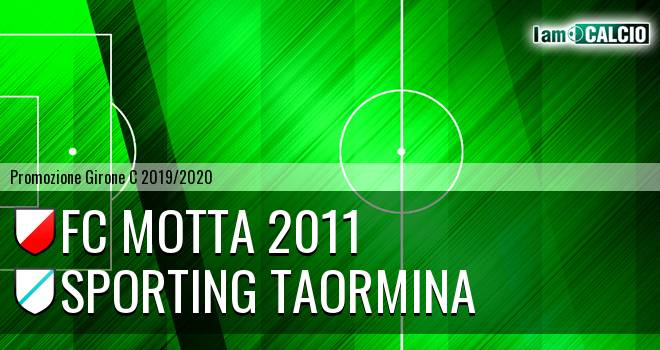 FC Motta 2011 - Sporting Taormina