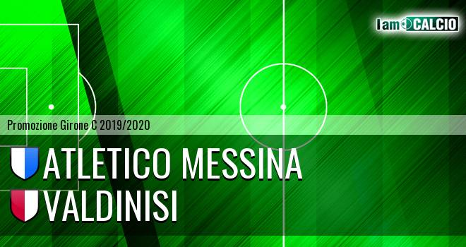 Atletico Messina - Valdinisi