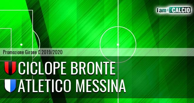 Ciclope Bronte - Atletico Messina
