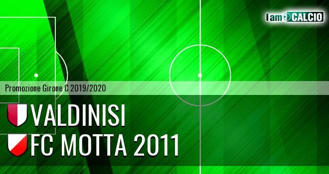 Valdinisi - FC Motta 2011