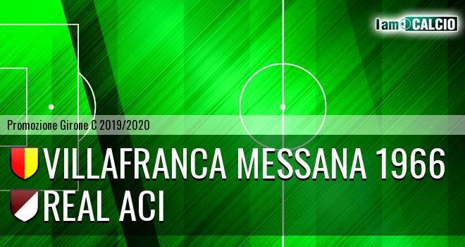 Villafranca Messana 1966 - Real Aci