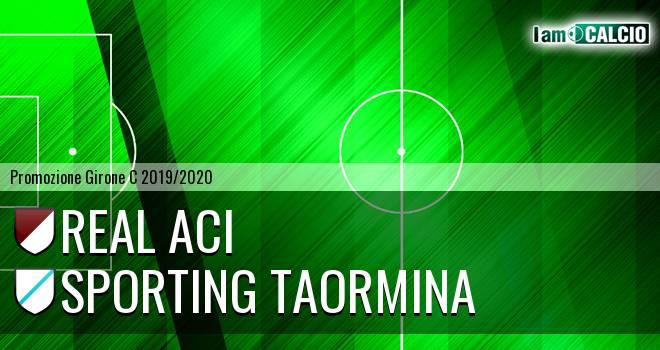 Real Aci - Sporting Taormina