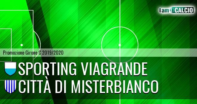 Sporting Viagrande - Città di Misterbianco