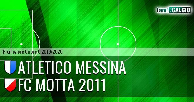 Atletico Messina - FC Motta 2011