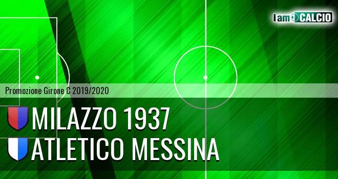Milazzo 1937 - Atletico Messina