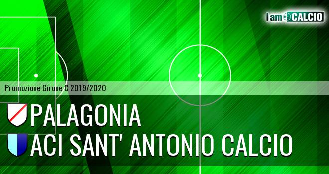 Palagonia - Aci Sant' Antonio Calcio