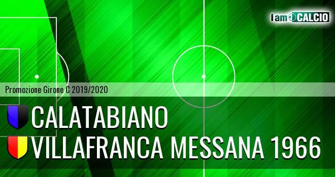 Calatabiano - Villafranca Messana 1966