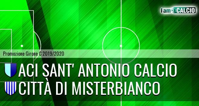 Aci Sant' Antonio Calcio - Città di Misterbianco