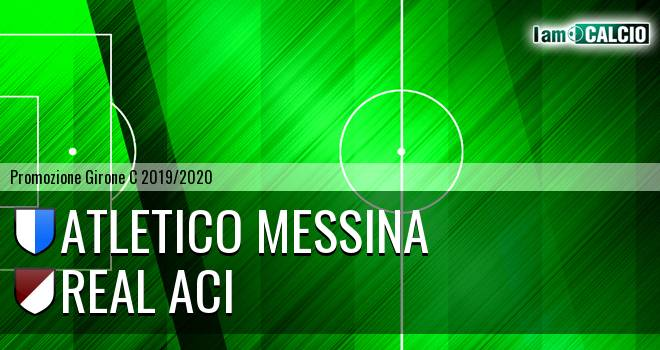 Atletico Messina - Real Aci