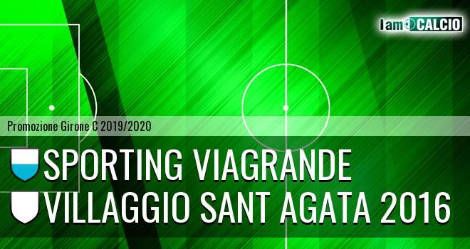 Sporting Viagrande - Villaggio Sant Agata 2016
