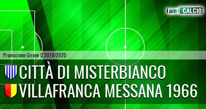 Città di Misterbianco - Villafranca Messana 1966