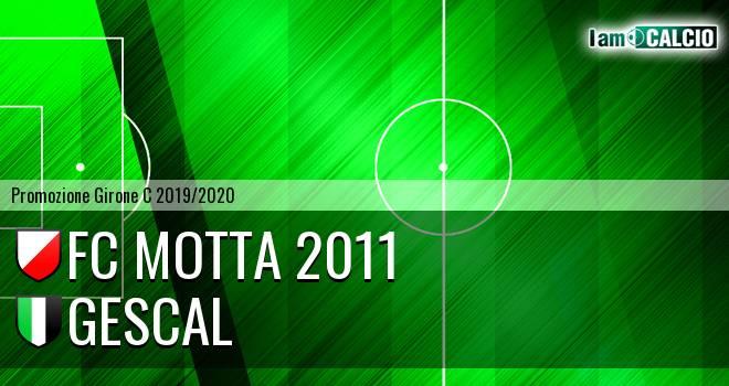 FC Motta 2011 - Gescal