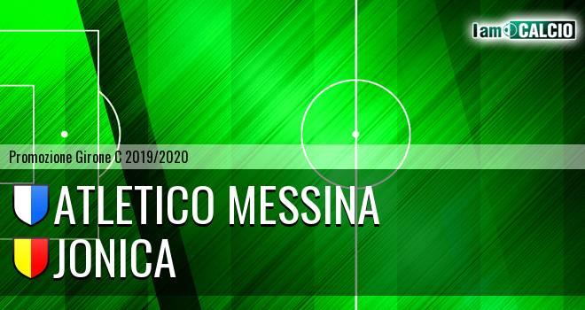 Atletico Messina - Jonica