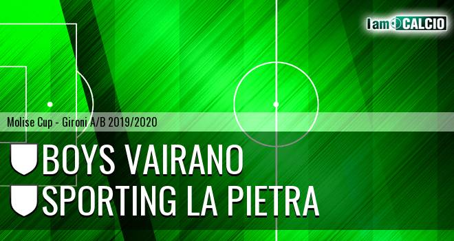 Boys Vairano - Sporting La Pietra