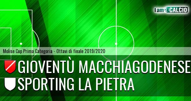 Gioventù Macchiagodenese - Sporting La Pietra