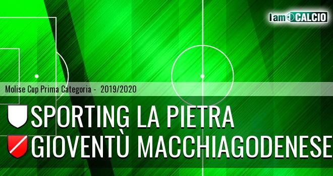 Sporting La Pietra - Gioventù Macchiagodenese