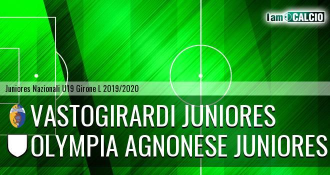 Vastogirardi Juniores - Olympia Agnonese Juniores