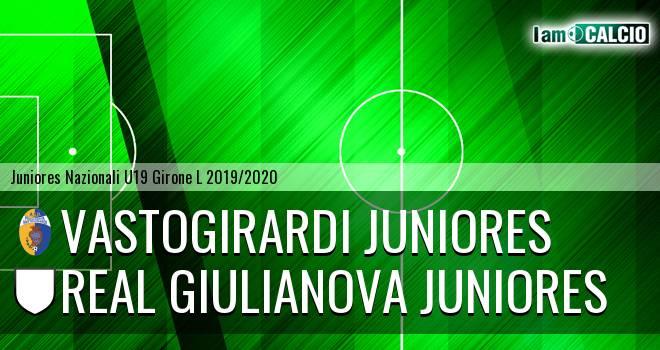 Vastogirardi Juniores - Real Giulianova Juniores