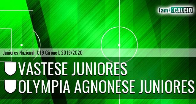 Vastese Juniores - Olympia Agnonese Juniores
