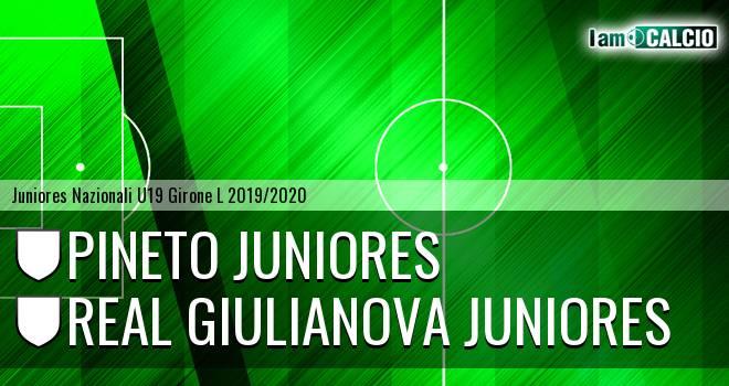 Pineto Juniores - Real Giulianova Juniores
