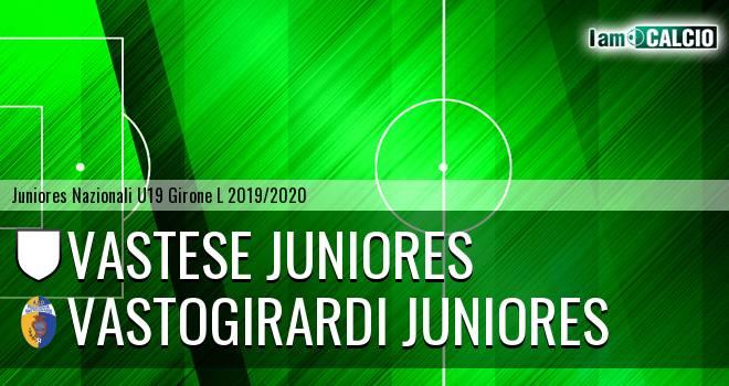 Vastese Juniores - Vastogirardi Juniores