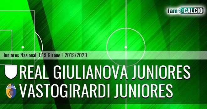 Real Giulianova Juniores - Vastogirardi Juniores