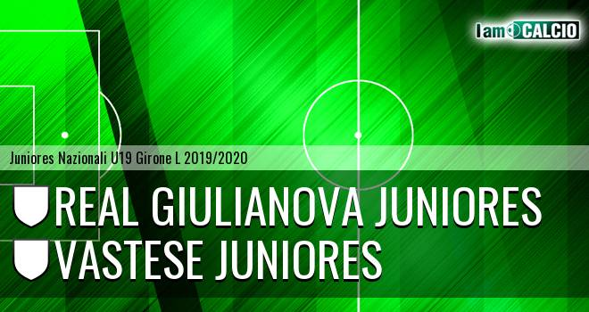 Real Giulianova Juniores - Vastese Juniores