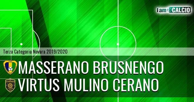 Masserano Brusnengo - Virtus Mulino Cerano