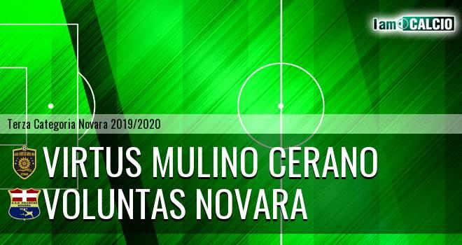 Virtus Mulino Cerano - Voluntas Novara