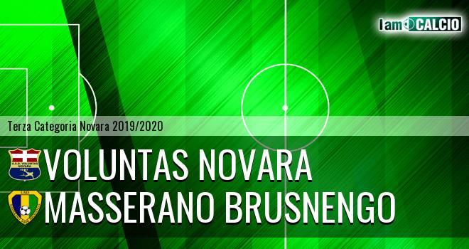 Voluntas Novara - Masserano Brusnengo