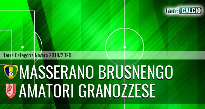 Masserano Brusnengo - Amatori Granozzese
