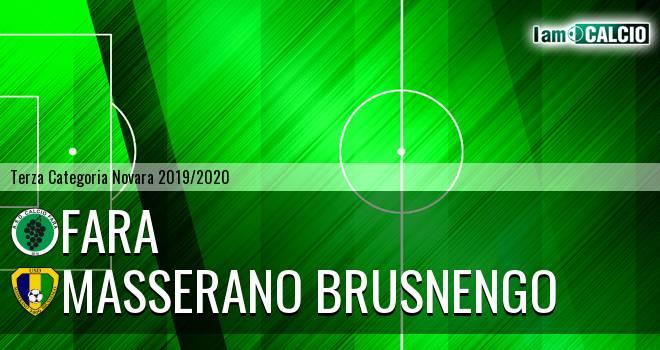Fara - Masserano Brusnengo