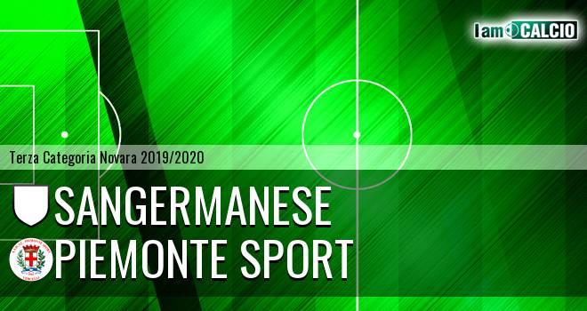 Sangermanese - Piemonte Sport
