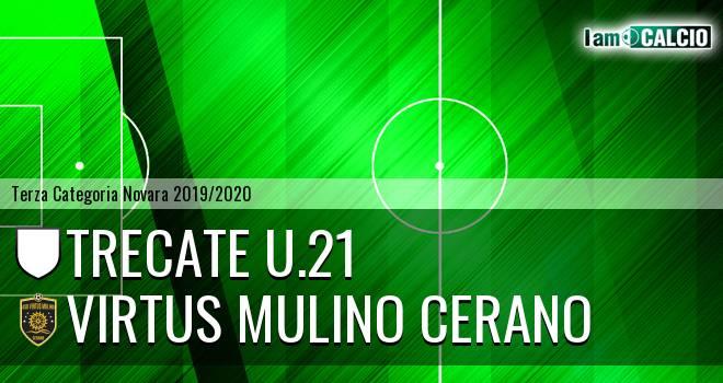 Sporting Trecate - Virtus Mulino Cerano